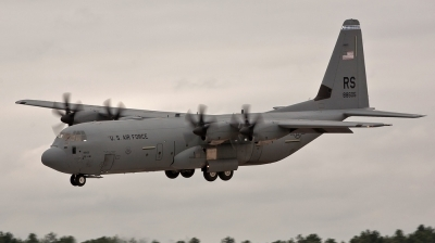 Photo ID 79826 by Alan Worsley. USA Air Force Lockheed Martin C 130J 30 Hercules, 08 8605
