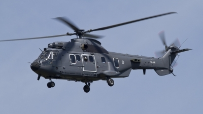 Photo ID 79948 by patrick harbers. Netherlands Air Force Eurocopter AS 532U2 Cougar MkII, S 441