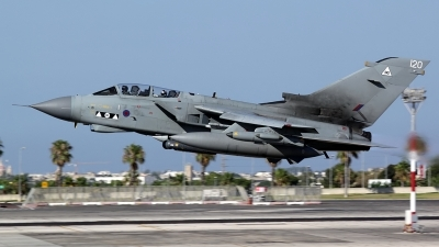 Photo ID 79957 by Simone Farrugia. UK Air Force Panavia Tornado GR4A, ZG709