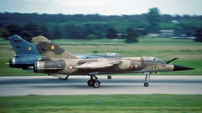 Photo ID 80010 by Eric Tammer. France Air Force Dassault Mirage F1CT, 201