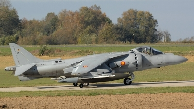 Photo ID 80238 by Peter Boschert. Spain Navy McDonnell Douglas EAV 8B Harrier II Plus, VA 1B 24