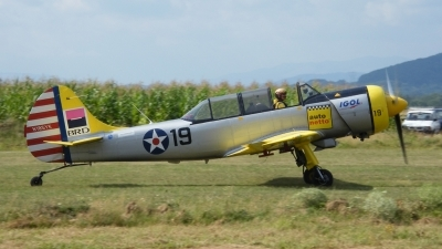 Photo ID 80600 by Horatiu Goanta. Private Private Yakovlev Yak 52TW, N185YK