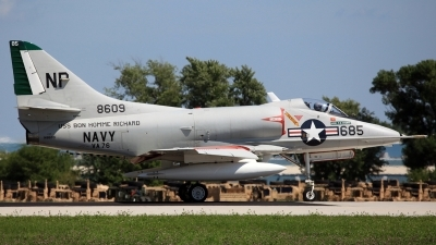 Photo ID 80329 by David F. Brown. Private Warbirds Heritage Foundation Douglas A 4C Skyhawk, N49WH