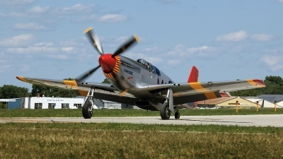 Photo ID 80181 by David F. Brown. Private Private North American P 51C Mustang, NX61429