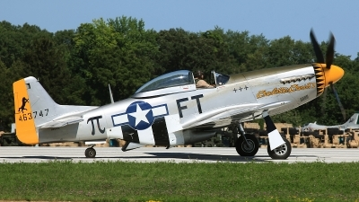Photo ID 80209 by David F. Brown. Private Private North American P 51D Mustang, N251CS