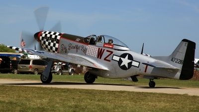 Photo ID 80541 by David F. Brown. Private Private North American P 51D Mustang, N351BD