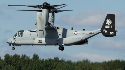 Photo ID 80270 by William T  Shemley. USA Marines Bell Boeing MV 22B Osprey, 168011