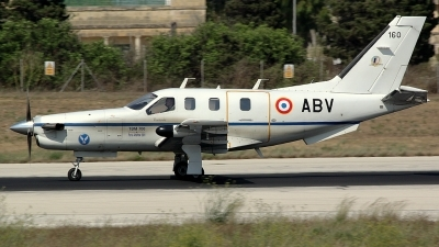 Photo ID 80597 by Simone Farrugia. France Army Socata TBM 700B, 160