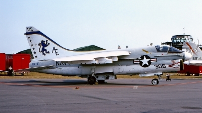 Photo ID 80467 by Gerrit Kok Collection. USA Navy LTV Aerospace A 7E Corsair II, 159647