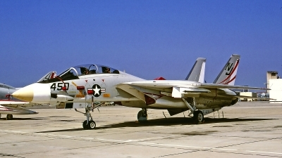Photo ID 80468 by Gerrit Kok Collection. USA Navy Grumman F 14A Tomcat, 160658