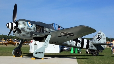 Photo ID 80726 by David F. Brown. Private Private Focke Wulf FW 190A 9, N190RF