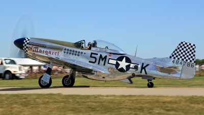 Photo ID 80730 by David F. Brown. Private Private North American F 6D Mustang, N51BS