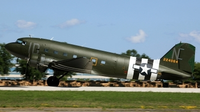 Photo ID 80631 by David F. Brown. Private Private Douglas C 47 Skytrain, N74589
