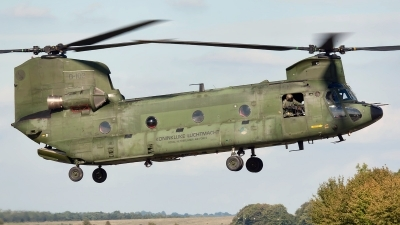 Photo ID 80819 by Bob Wood. Netherlands Air Force Boeing Vertol CH 47D Chinook, D 103