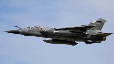 Photo ID 80792 by Andreas Weber. France Air Force Dassault Mirage F1CT, 274