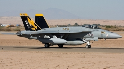 Photo ID 80824 by Ralph Duenas - Jetwash Images. USA Navy Boeing F A 18E Super Hornet, 165781