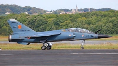 Photo ID 80856 by Lars Kitschke. France Air Force Dassault Mirage F1B, 514