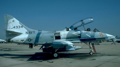 Photo ID 80929 by Peter Boschert. USA Navy McDonnell Douglas TA 4F Skyhawk, 154334