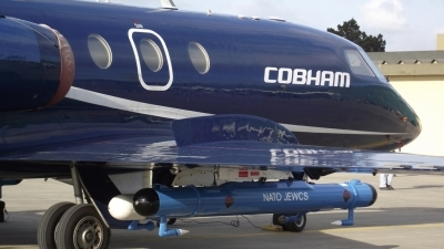 Photo ID 81226 by Nuno Filipe Lé Freitas. Company Owned Cobham Aviation Dassault Falcon 20, G FRAL