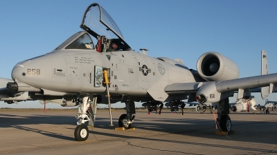 Photo ID 81014 by Ralph Duenas - Jetwash Images. USA Air Force Fairchild A 10C Thunderbolt II, 78 0658