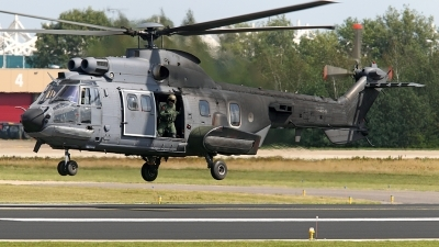 Photo ID 81094 by Carl Brent. Netherlands Air Force Eurocopter AS 532U2 Cougar MkII, S 454