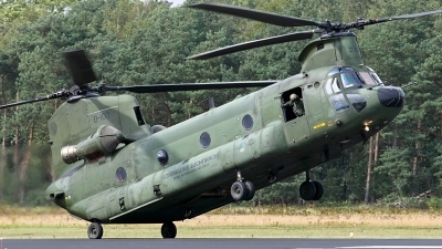 Photo ID 81090 by Carl Brent. Netherlands Air Force Boeing Vertol CH 47D Chinook, D 103