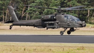 Photo ID 81165 by Alex van Noye. Netherlands Air Force Boeing AH 64D Apache, Q 08