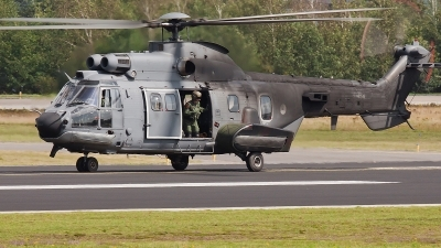 Photo ID 81178 by Alex van Noye. Netherlands Air Force Eurocopter AS 532U2 Cougar MkII, S 454