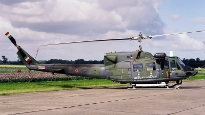 Photo ID 81244 by Jan Eenling. Italy Navy Agusta AB 212AM, MM81151