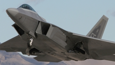 Photo ID 81168 by Ralph Duenas - Jetwash Images. USA Air Force Lockheed Martin F 22A Raptor, 04 4072