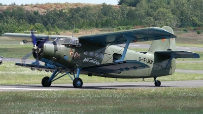 Photo ID 81209 by Maurice Kockro. Private Private Antonov An 2T, D FUKM