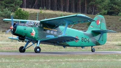 Photo ID 81319 by Maurice Kockro. Private Private Antonov An 2T, D FBAW