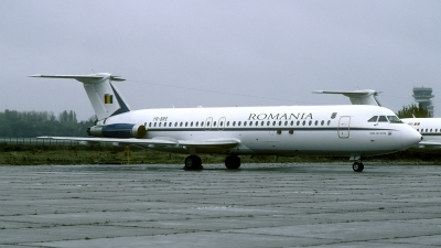 Photo ID 81220 by Joop de Groot. Romania Government BAC 111 561RC One Eleven, YR BRE