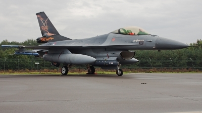 Photo ID 81515 by Alex van Noye. Netherlands Air Force General Dynamics F 16AM Fighting Falcon, J 511