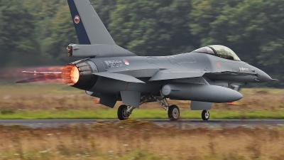 Photo ID 81307 by Alex van Noye. Netherlands Air Force General Dynamics F 16AM Fighting Falcon, J 365