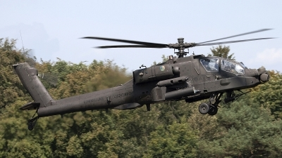 Photo ID 81373 by Niels Roman / VORTEX-images. Netherlands Air Force Boeing AH 64D Apache, Q 08