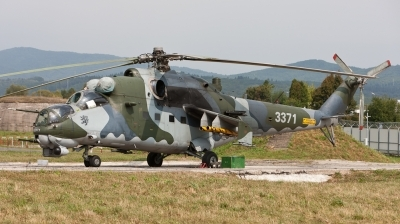 Photo ID 81472 by Andreas Zeitler - Flying-Wings. Czech Republic Air Force Mil Mi 35, 3371
