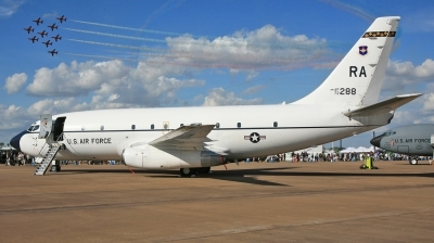 Photo ID 81526 by Lars Kitschke. USA Air Force Boeing T 43A 737 253 Adv, 72 0288