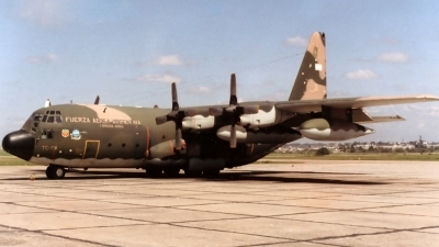 Photo ID 81630 by Carlos Ay. Argentina Air Force Lockheed KC 130H Hercules L 382, TC 70