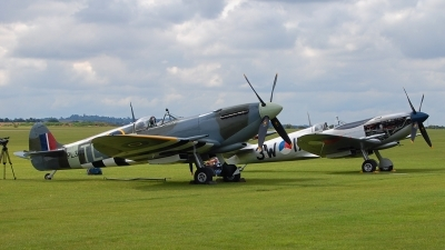Photo ID 81818 by Alfonso S.. Private Private Supermarine 361 Spitfire LF9E, G IXCC
