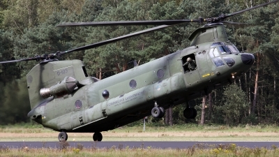 Photo ID 81694 by Mark Broekhans. Netherlands Air Force Boeing Vertol CH 47D Chinook, D 103