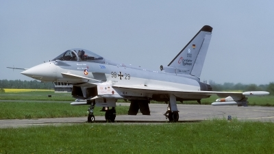 Photo ID 81687 by Rainer Mueller. Germany Air Force Eurofighter EF 2000 Typhoon S, 98 29
