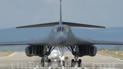 Photo ID 10340 by Jiri Sofilkanic. USA Air Force Rockwell B 1B Lancer, 86 0121