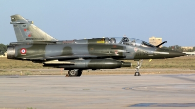 Photo ID 81861 by Simone Farrugia. France Air Force Dassault Mirage 2000D, 671