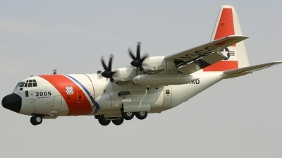 Photo ID 10349 by Tim Felce. USA Coast Guard Lockheed Martin HC 130J Hercules, 2005