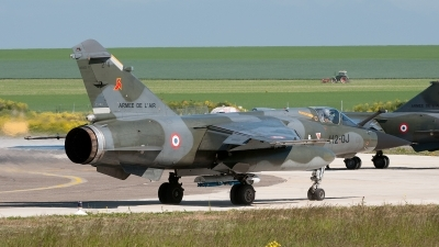Photo ID 82018 by Lieuwe Hofstra. France Air Force Dassault Mirage F1CT, 274