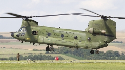 Photo ID 82003 by Chris Lofting. Netherlands Air Force Boeing Vertol CH 47D Chinook, D 103