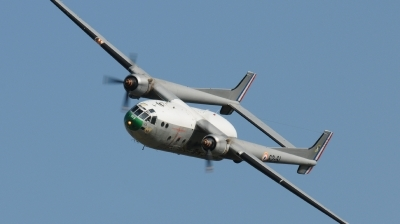 Photo ID 82799 by Florian Morasch. Private Private Nord N 2501F Noratlas, F AZVM