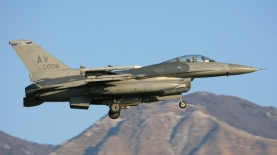 Photo ID 82326 by Lars Kitschke. USA Air Force General Dynamics F 16C Fighting Falcon, 89 2008