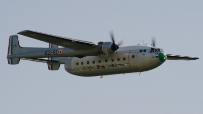 Photo ID 82449 by Bert van Wijk. Private Private Nord N 2501F Noratlas, F AZVM